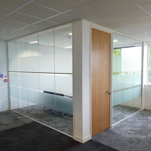 Office Refurbishment at Kantar Media, High Wycombe