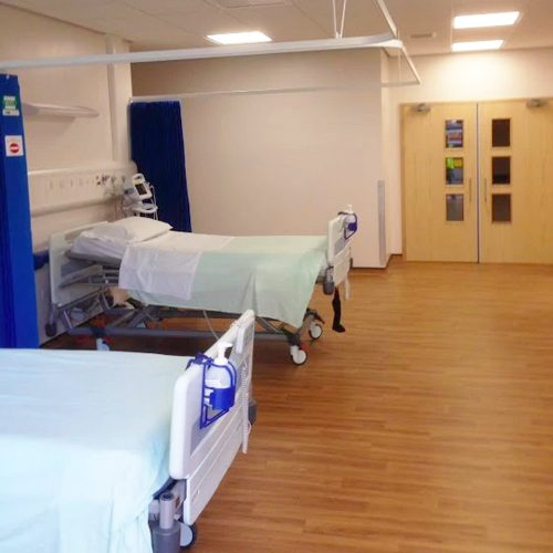 Royal Berkshire Hospital Refurbishment