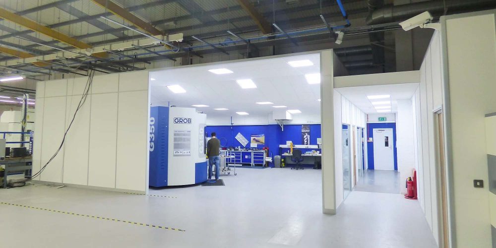 SGS Tools Europe Ltd Refurbishment